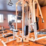 Fitness Room of Best Western hotel - Astoria, OR