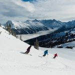 Skiing in Whistler Photo by Mike Crane