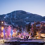 The Village in Whistler Photo by Mike Crane