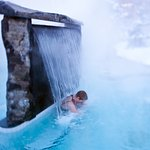The Scandinave Spa in Whistler Photo by Scandinave Spa