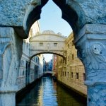Venice through the eye of a creative and patient photographer