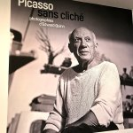 Picasso, one of many photos of him