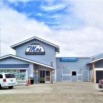 Mo's - now open in Astoria, Oregon