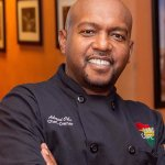 Chef and Owner, Ahmed M. Obo