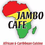Look for our logo! Jambo Cafe, African & Caribbean Cuisine