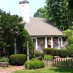 1700 Farm house restored into a beautiful restaurant