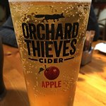 Orchard Thieves hard cider