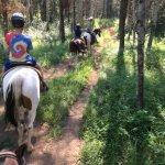 Ride in Jasper