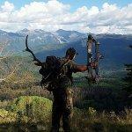 Fall hunting panorama