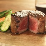 WOOD-FIRED FILET MIGNON