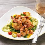 CITRUS GLAZED  JUMBO SHRIMP