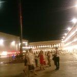 San Marco during night