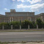 Palace of Parliament Foto