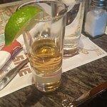 Tequila shots all around.