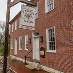 J Huston Tavern at Arrow Rock State Historic Site