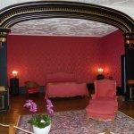 et pour conclure la plus grande chambre à coucher datant de 1640 .