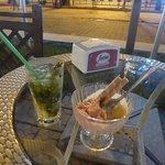 Ice Cream and Mojito