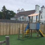 Part of the play area