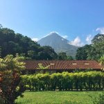 Arenal view