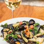 Provencal Mussels