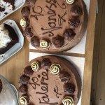 Birthday cakes to order