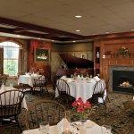 The romantic Music Dining Room