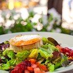 Ensalda de cabra / Goat cheese salad