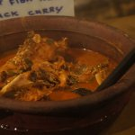 Mullet fish curry - very tasty