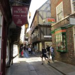"The Shambles and ... the ""Little Shambles""!"