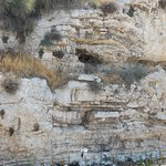 "Golgotha, ""the place of a skull"" (Matthew 27:33)"