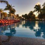 Pool at El Caribeno, Grand