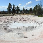 Photo of Lower Geyser Basin