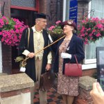 Guests getting involved in events in Sheringham
