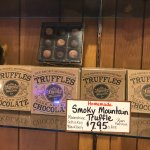 Ole Smoky Moonshine Truffles at Ole Smoky Candy Kitchen
