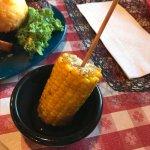 Corn on the Cob at Bennett's