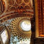 Amazing Church near the pantheon