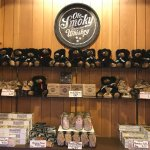 Ole Smoky Moonshine candies at Ole Smoky Candy Kitchen