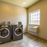 Find convenience in our onsite, coin guest laundry