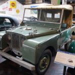 Land Rover Series I pre production