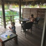 Our stay at the Intercontinental Moorea.
