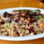 Jasmine's Favorite rice with Chicken Mishwi