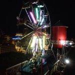 Ferris Wheel on the roof