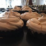 Gluten free Lemon meringue pies