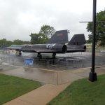 Retired SR-71 Blackbird, US Space & Rocket Centre, Huntsville