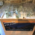 Where are y'all from? Donation Box at Sugarlands Visitors Center