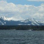 Photo of Yellowstone Lake