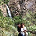 mini trekking a la cascada