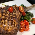 Classic Specials Board option - 1kg piece of perfectly cooked meat served on the bone,
