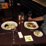 Dinner at Sante