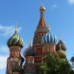 Saint Basil's in Red Square